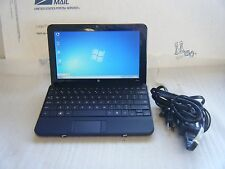 HP Mini 110 Netbook Windows 7, Intel Atom 1.60Ghz, 160GB HD, 1GB Ram
