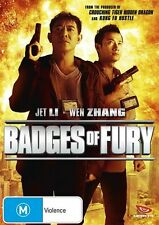 Badges of Fury DVD NEW