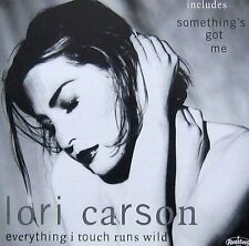 LORI CARSON POSTER, EVERYTHING I TOUCH...  (SQ28)