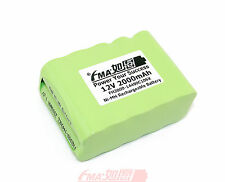 Ni-MH 12V 2000mAh AA Rechargeable Battery Pack for Portable Device 10SXT