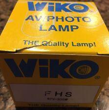 FHS Slide Projector Lamp Bulb 300 watt 82 volt for Ektagraphic,Carousel See