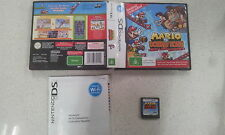 mario vs donkey kong mini land mayhem ds
