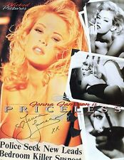 "JENNA JAMESON-""Classic Adult Film Star""-Auth Autographed Promo RARE"