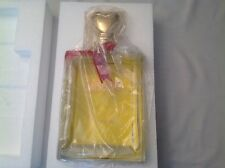 GORGEOUS GIANT MOSCHINO COUTURE! DUMMY HUGE PERFUME DISPLAY FACTICE BOTTLE BOX