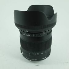 Used Sigma DC 17-70mm f2.8-4 'C' lens in Pentax fit