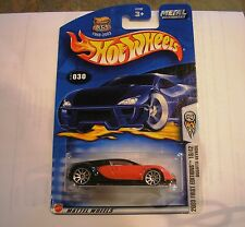 HOT WHEELS - 2003 - FIRST EDITIONS - BUGATTI VEYRON- 18/42 - 030 - HARD TO FIND