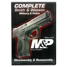Complete Smith and Wesson, Military and Police (DVD)