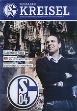 BL 2013/14 FC Schalke 04 - VfL Wolfsburg, 01.02.2014 - Alexander Jobst