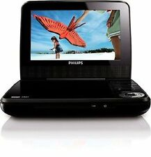 "Philips PET741M/37 DVD Player (7"")"