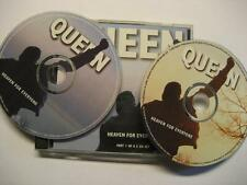 "QUEEN ""HEAVEN FOR EVERYONE"" - 2 MAXI CD SET - INCLUSIVE PART 1 & 2"