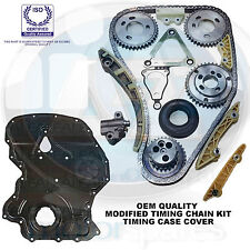 For Ford Transit 2.4 DI TDI TDCI TDE Diesel Timing chain kit cover new modified