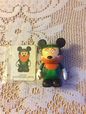 MICKEY DISNEY ST PATRICKS DAY VINYLMATION HOLIDAY SERIES 1 LEPRECHAUN THEME PARK