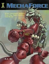 Mechaforce : Draw Futuristic Robots That Fly, Fight, Battle and Brawl by E....