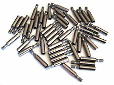 """48 GOLIATH INDUSTRIAL 2"""" MAGNETIC EXTENSION SCREW BIT HOLDER MSBE2 1/4"""" HEX"""