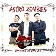 ASTRO ZOMBIES - Convince Or Confuse CD - Psychobiilly - New