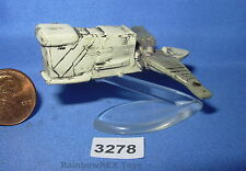 Star Wars Micro Machines HOUNDS TOOTH Battle Damaged with stand Fig.#1