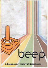 Beep: A Documentary History of Game Sound (Blu-ray Disc, 2016, 2-Disc Set)