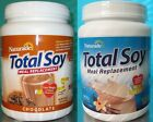 Naturade Total Soy meal replacement supplement shake Vanilla or Chocolate 1.2lb