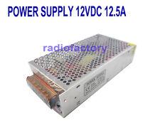 S-150-12 Super Stable Power supply unit 150W DC10.5V - 13.8V 12.5AMP