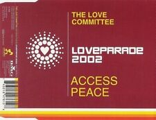 Love Committee - Access Peace (Loveparade 2002) *MS-CD*NEU* #74321 94761 2