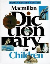 Macmillan Dictionary for Children, Revised-ExLibrary