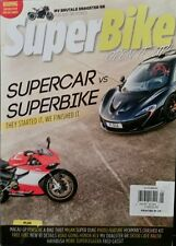 SUPER BIKE UK Super Car Vs Super Bike Porsche Dragster RR 1/15 FREE SHIPPING