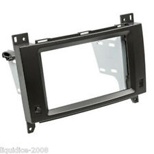 CT23MB28 MERCEDES A CLASS C169 2 DOOR 2004 to 2010 DOUBLE DIN FACIA ADAPTER