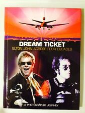 ELTON JOHN 2004 DREAM TICKET CONCERT PROGRAM TOUR BOOK