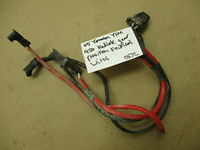 Yamaha Kodiak YFM 450 2005 gear position electrical wires