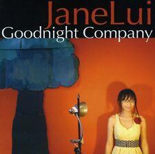 Jane Lui - Goodnight Company [New CD]