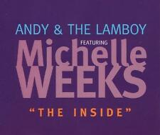 Andy & the Lamboy feat Michelle Weeks - The Inside (4 trk CD / Listen)