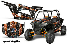 Polaris RZR 1000 Graphic Kit AMR Racing Decal RZR1000 UTV SXS Parts - MADHATTER