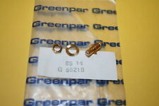 50 OHM GREENPAR 65218 SMB CHASSIS FEMALE PREMIUM QUALITY CONNECTOR (x1)   fd7L45
