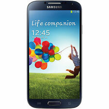 Unlocked AT&T Samsung Galaxy S4 S IV 4 SGH-I337 GSM Smartphone Black