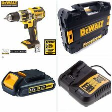 DEWALT Combi Drill Brushless dcd795 KIT COMPLETO
