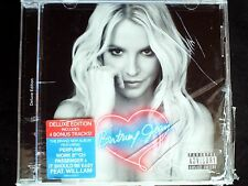 Britney Spears - Britney Jean USA CD Sealed Deluxe Edition 14 Tracks