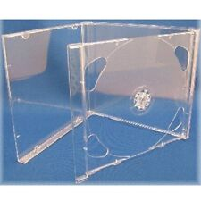 1 Clear Double Jewel Case CD (NUOVO)
