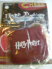 DEAGOSTINI HARRY POTTER CHESS PART # 27 POUCH FOR WHITE PIECES