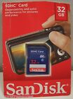 SANDISK SDHC MEMORY CARD 3GB CLASS 4 NEW OPENED PACKAGE