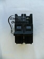 FEDERAL ELECTRIC 30 AMP DOUBLE POLE MCB CIRCUIT BREAKER STABLOK