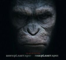RISE AND DAWN OF PLANET OF APES Art of Films LIBRO Inglese NEW .cp