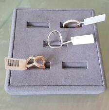 Jewellery display ring holder tray multiple display stand grey