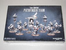 GAMES WORKSHOP WARHAMMER 40K Tau Pathfinder Team