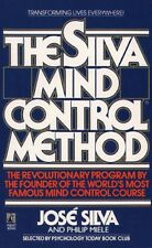 NEW The Silva Mind Control Method by Jose Silva BOOK (Paperback) Free P&H