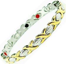 Anion Magnetic Fir Energy Germanium Armband Power Bracelet Health Bio lady's