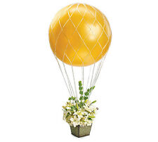 "Hot Air Balloon Net Centerpiece Bouquet Wedding Shower Birthday Party 36"" 3 Foot"