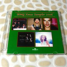 BMG Xmas Sampler 2006 JAPAN Official Promo CD 5Trk Westlife, Shayne Ward.. #0704