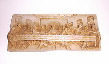 THE LAST SUPPER 3D Resin Plaque