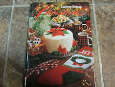 1996 HC Country Woman Christmas Volume 1 Cookbook Gifts Crafts
