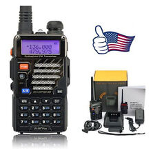 Baofeng UV-5R+ Plus VHF/UHF Dual Band Two Way Ham Radio Walkie Talkie